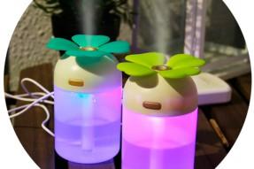 Clover night light humidifier