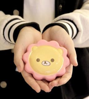 Bear hand warmer