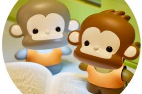 2016 monkey led table lamp