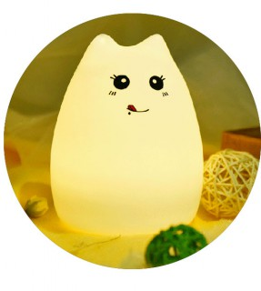 Cat design Silicone Light (AAA battery type)