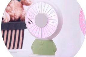 HappyKidsrechargeabletableportable fan mini fan