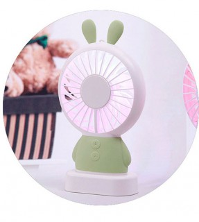 Happy Kids rechargeable table portable fan mini fan