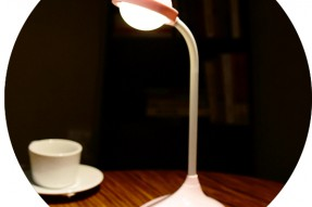 Rabbit Rechargeable Table Touch Lamp