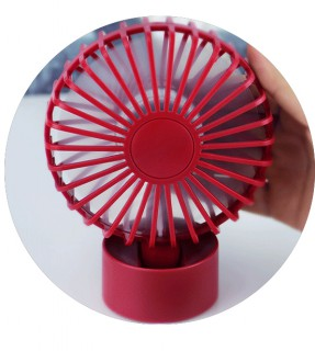 Sun flower usb mini ventilating fan