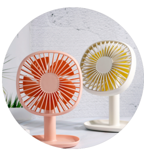 Desktop Laptop Cooling Cool Table Fan
